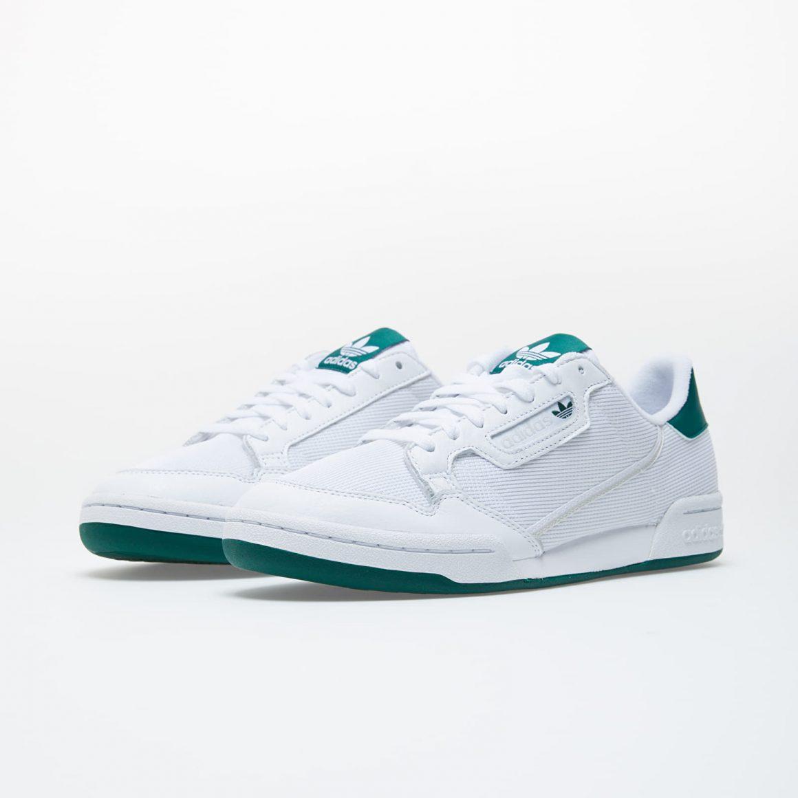 adidas Continental 80 ''White/Green'' - EF5995