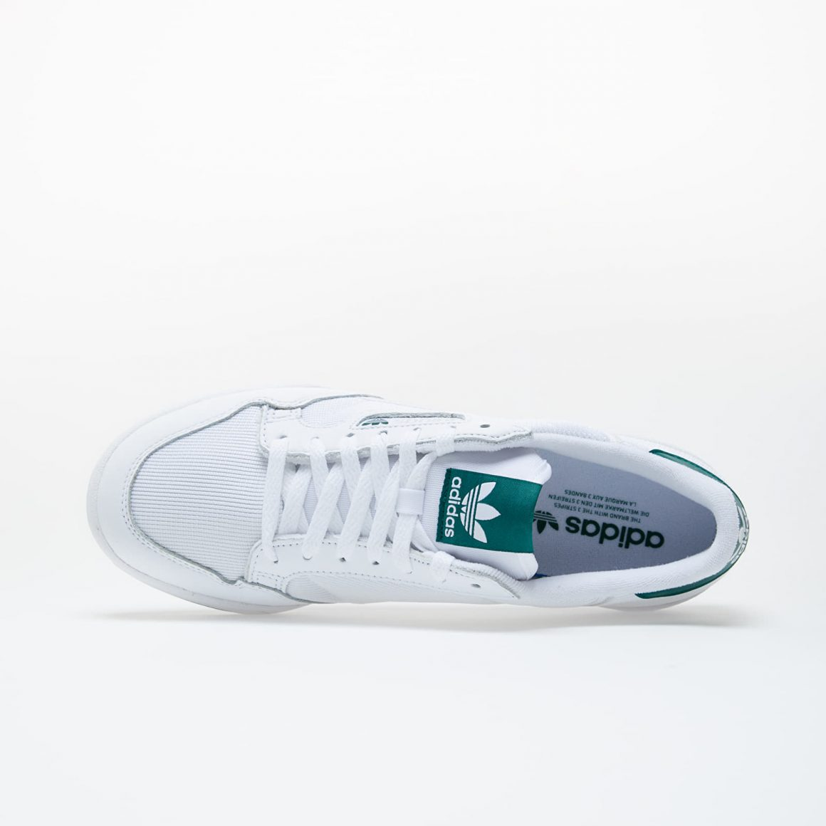 adidas Continental 80 ''White/Green'' - EF5995