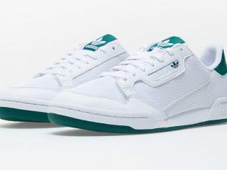 adidasContinental 80 ''White/Green''