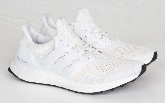adidas Ultraboost 1.0 ''Triple White'' - S77416