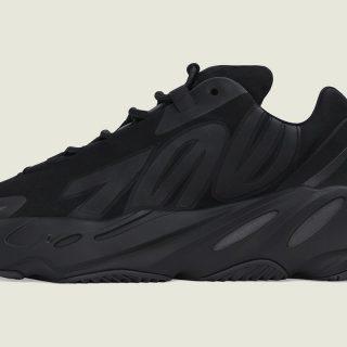 adidas Yeezy Boost 700 MNVN ''Triple Black'' - FV4440