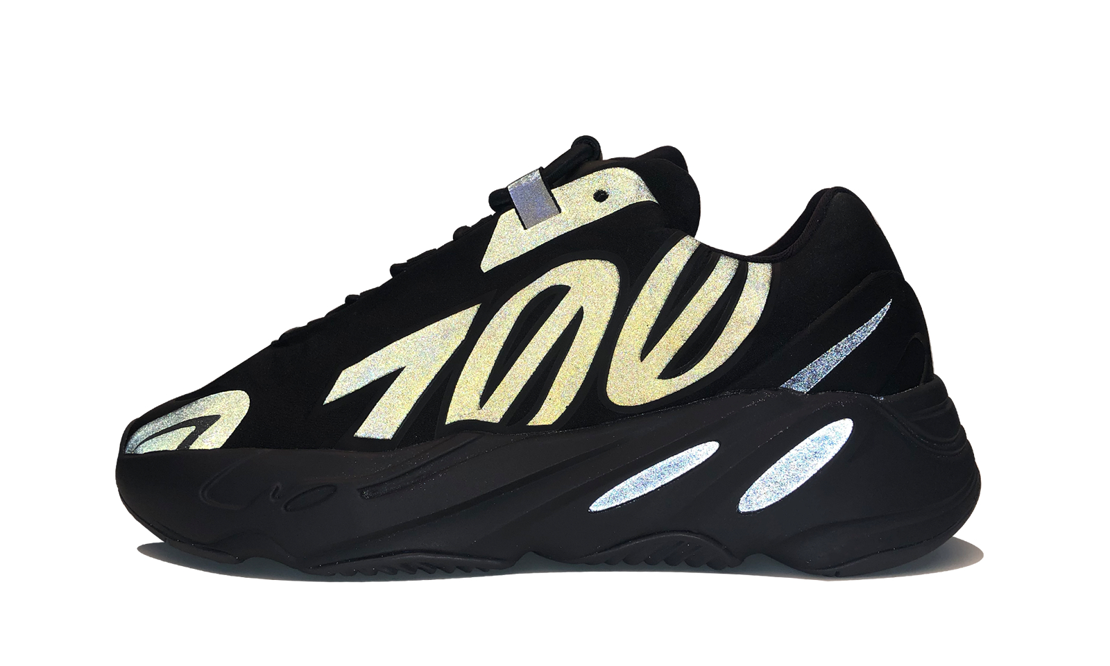 adidas Yeezy Boost 700 MNVN ''Triple Black''