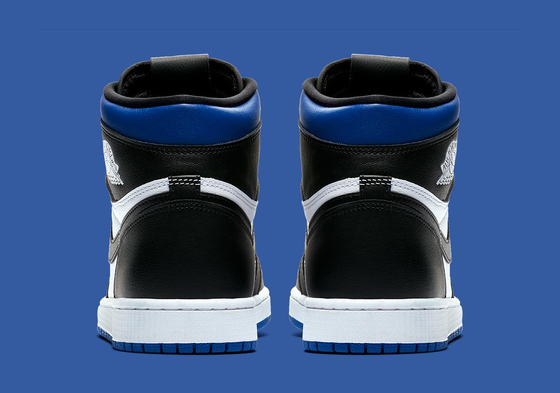 Air Jordan 1 Retro High OG ''Game Royal Toe'' - 555088-041