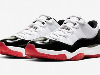 Air Jordan11 Retro Low ''Concord/Bred''