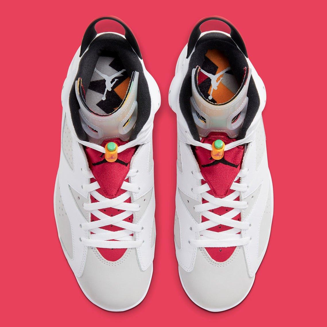 Air Jordan 6 ''Hare'' - CT8529-062