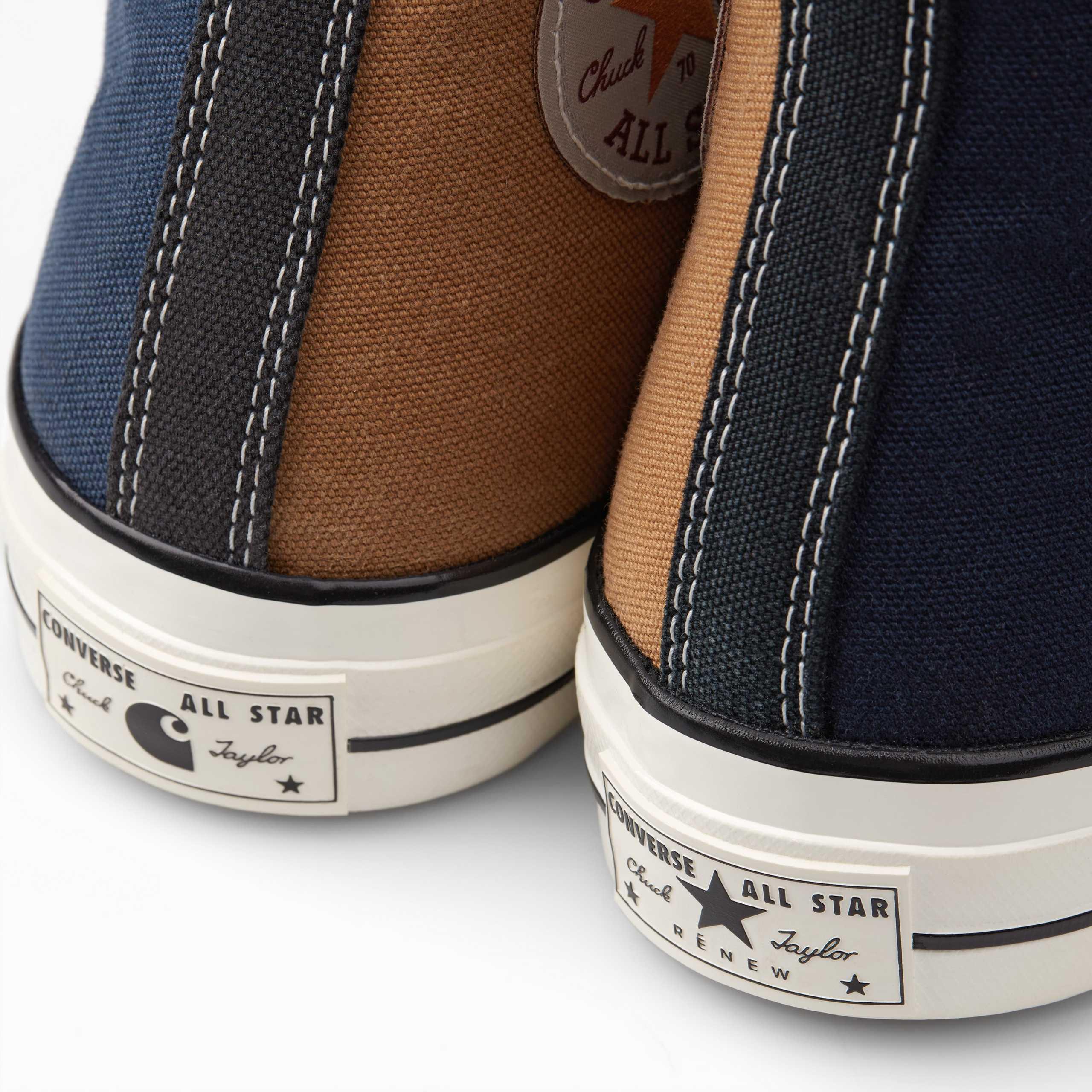 Ciro Favor Ocurrencia  Carhartt WIP x Converse Chuck 70 ''Renew'' - 168156C - Sneaker Style