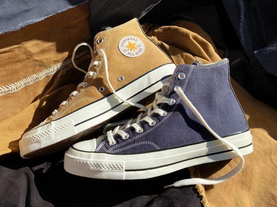 Carhartt WIP x Converse Chuck 70 ''Renew'' - 168156C