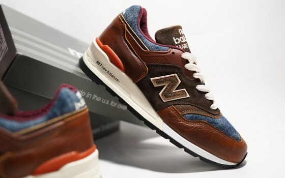 New Balance 997 ''Made In USA'' - ''Elevated Basics'' - M997SOC