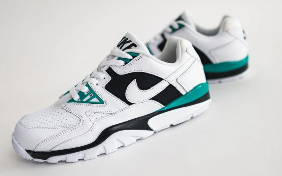 Nike Air Cross Trainer 3 Low ''White/Neptune Green'' - CJ8172-101