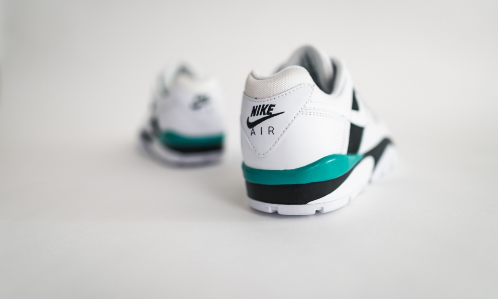 Nike Air Cross Trainer 3 Low ''White/Neptune Green'' - CJ8172-101