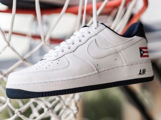 NikeAir Force 1 ''Puerto Rico'' - 2020