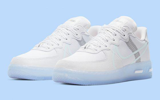 Nike Air Force 1 React QS ''White Ice'' - CQ8879-100