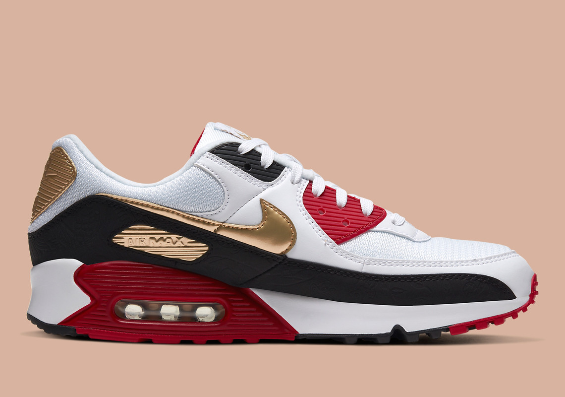 Nike Air Max 90 ''CNY'' ''Year Of The Rat'' - CU3005-171