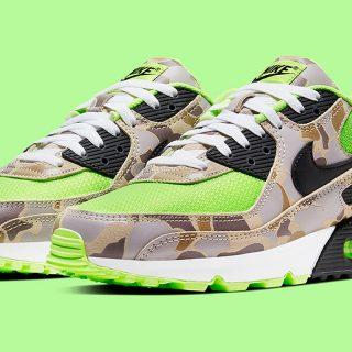 Nike Air Max 90 SP ''Volt Duck Camo'' - CW4039-300