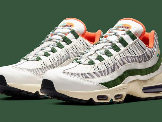 Nike Air Max 95 ''Era'' - CZ9723-100