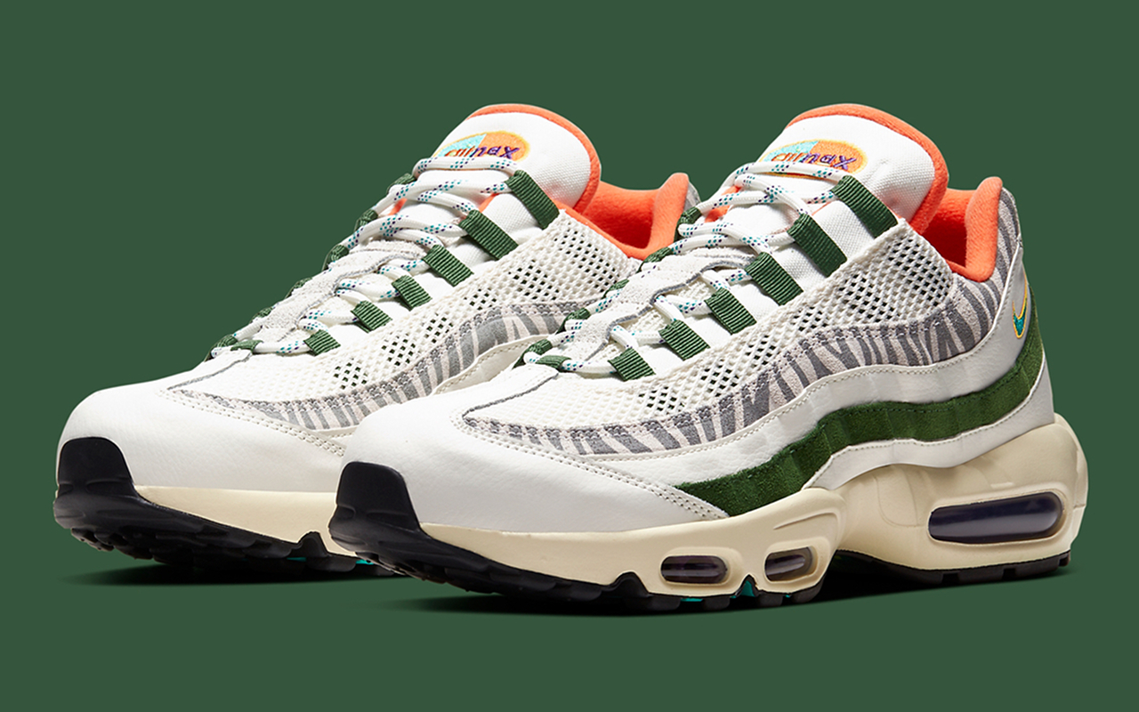 Nike Air Max 95 ''Era'' CZ9723 100 Sneaker Style