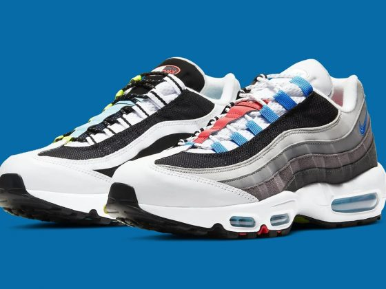 Nike Air Max 95 ''Greedy 2.0'' - CJ0589-001