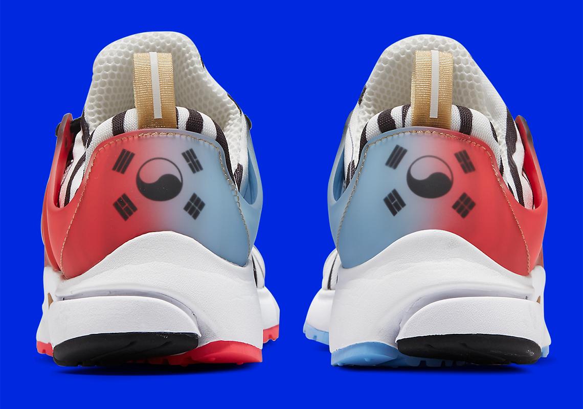 Nike Air Presto ''Korea'' - CJ1229-100