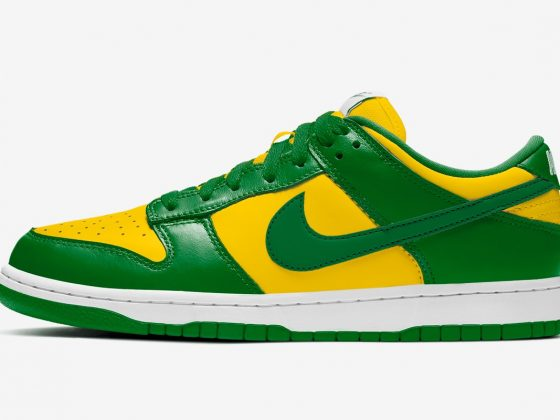 Nike Dunk Low SP ''Brazil'' - CU1727-700