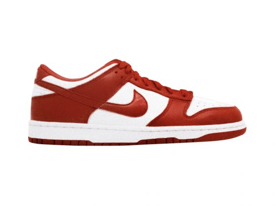 Nike Dunk Low SP ''University Red'' - CU1727-100