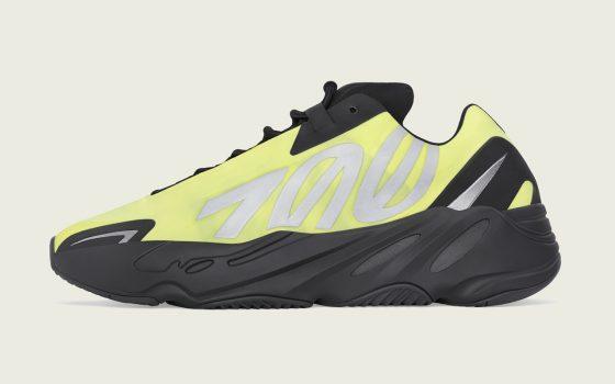 adidas Yeezy Boost 700 MNVN ''Phosphor'' - FY3727