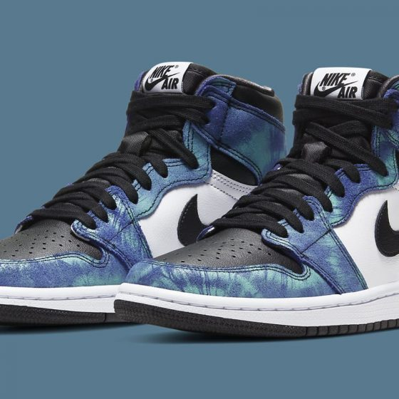 Air Jordan 1 Retro High OG WMNS ''Tie-Dye'' - CD0461-100