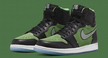 Air Jordan1 Retro High Zoom ''Rage Green''