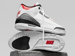 Air Jordan3 Retro SE ''Denim''/''Fire Red''
