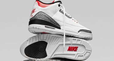 Air Jordan3 Retro SE ''Denim''/''Fire Red''