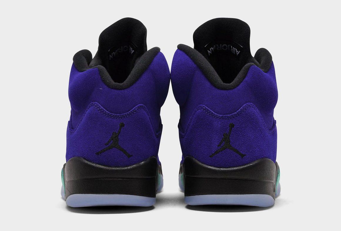 Air Jordan 5 ''Alternate Grape'' - 136027-500