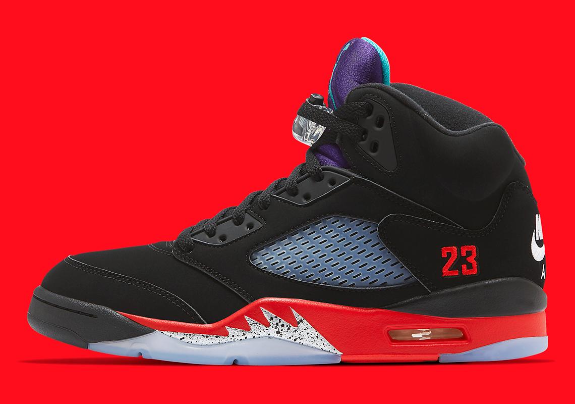 Air Jordan 5 ''Top 3'' - CZ1786-001
