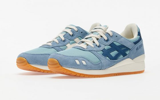 ASICS GEL-Lyte 3 ''Smoke Blue/Grand Shark'' - ''Monozukuri Pack''