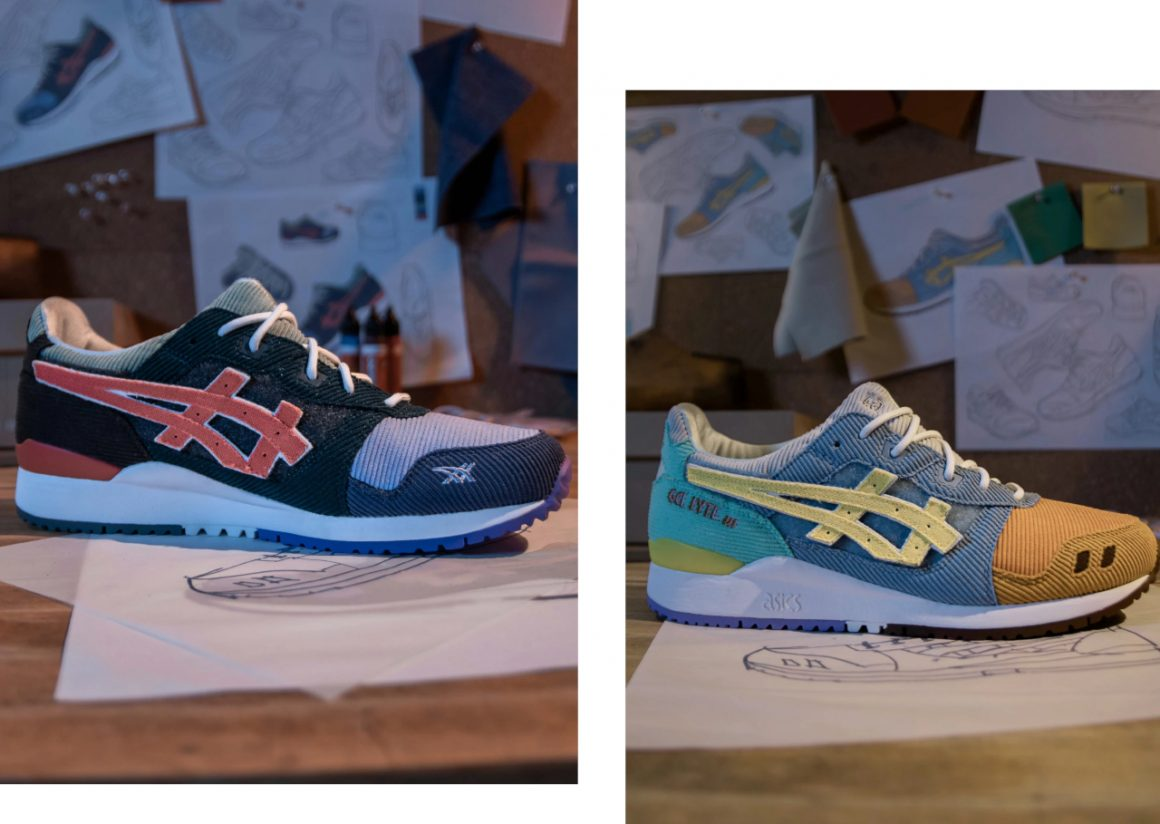 atmos x Sean Wotherspoon x ASICS GEL-Lyte 3 OG ''LA To Tokyo''