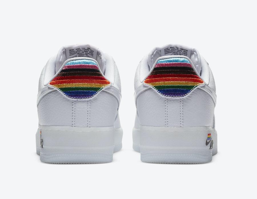 Nike Air Force 1 Low ''Be True'' - 2020 - CV0258-100
