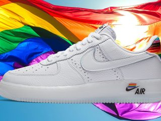 Nike Air Force 1 Low ''Be True'' - 2020 - CV0258-100