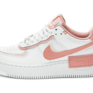 Nike Air Force 1 ''Shadow'' ''Summit White/Pink Quartz'' - CJ1641-101
