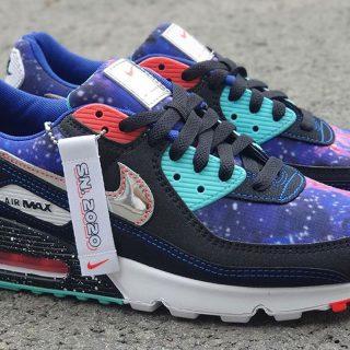 Nike Air Max 90 ''Galaxy'' - ''Supernova 2020'' Pack - CW6018-001