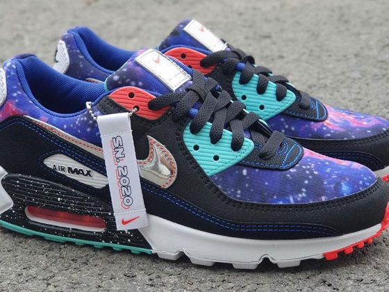 Nike Air Max 90 ''Galaxy'' - ''Supernova 2020'' Pack - CW6018-001
