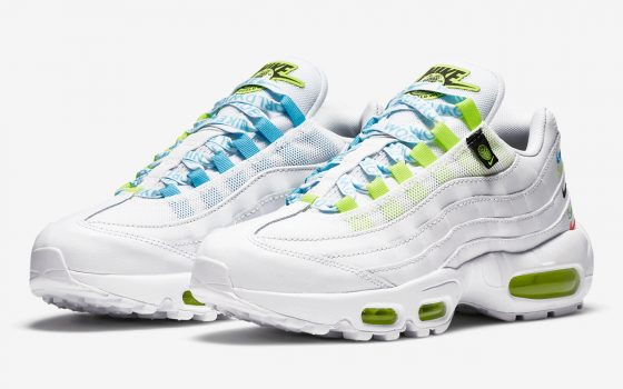 Nike Air Max 95 ''Worldwide'' - CV9030-100