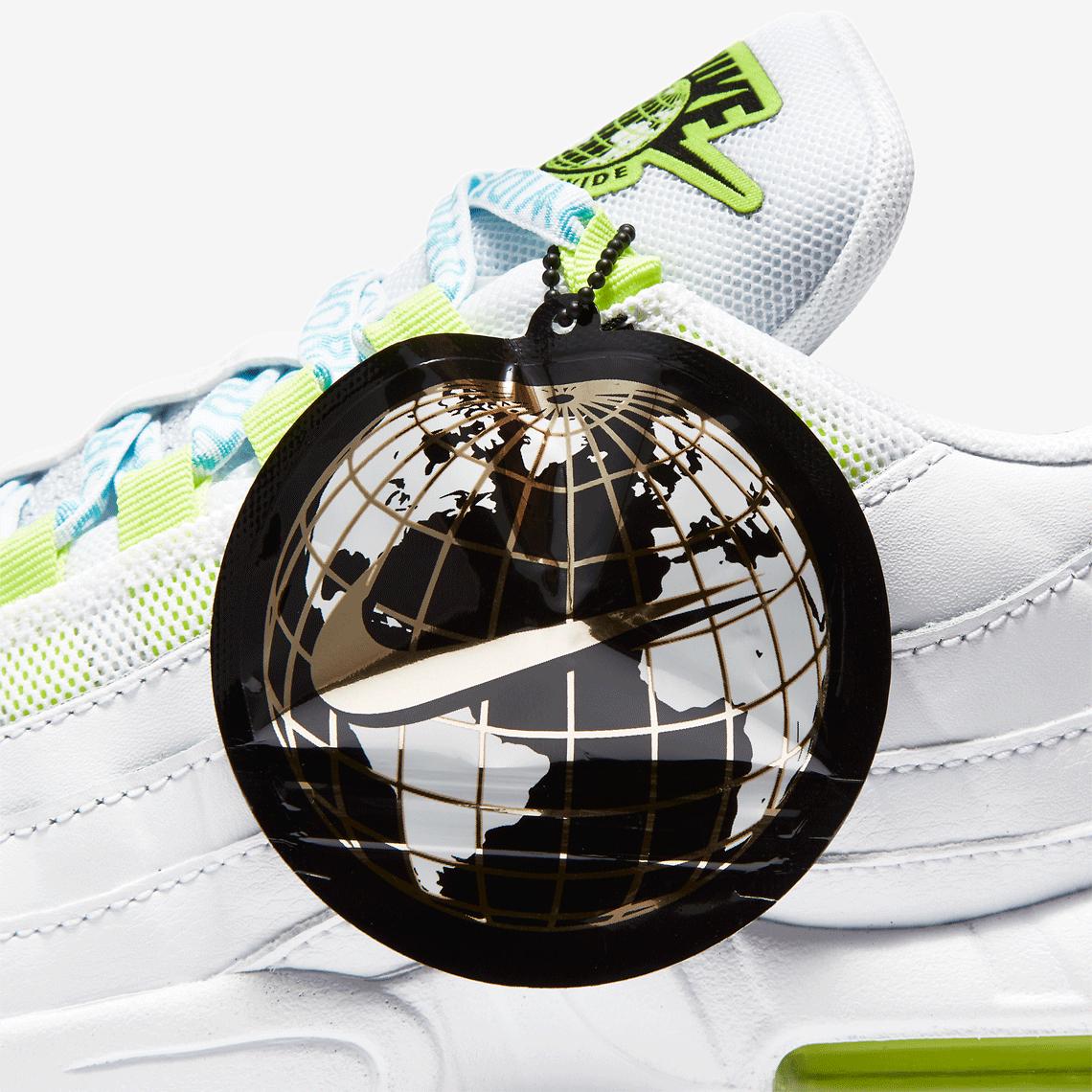 Nike Air Max 95 ''Worldwide'' - CV9030-100