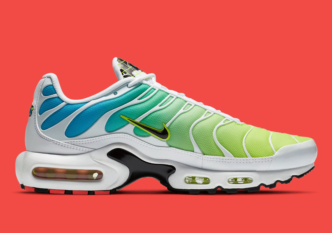 Nike Air Max Plus ''Worldwide'' - CK7291-100