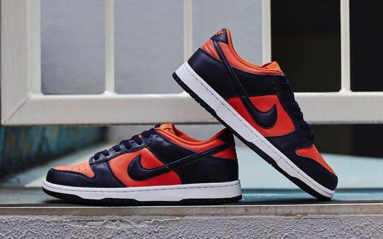 Nike Dunk Low SP ''Champ Colors'' - CU1727-800