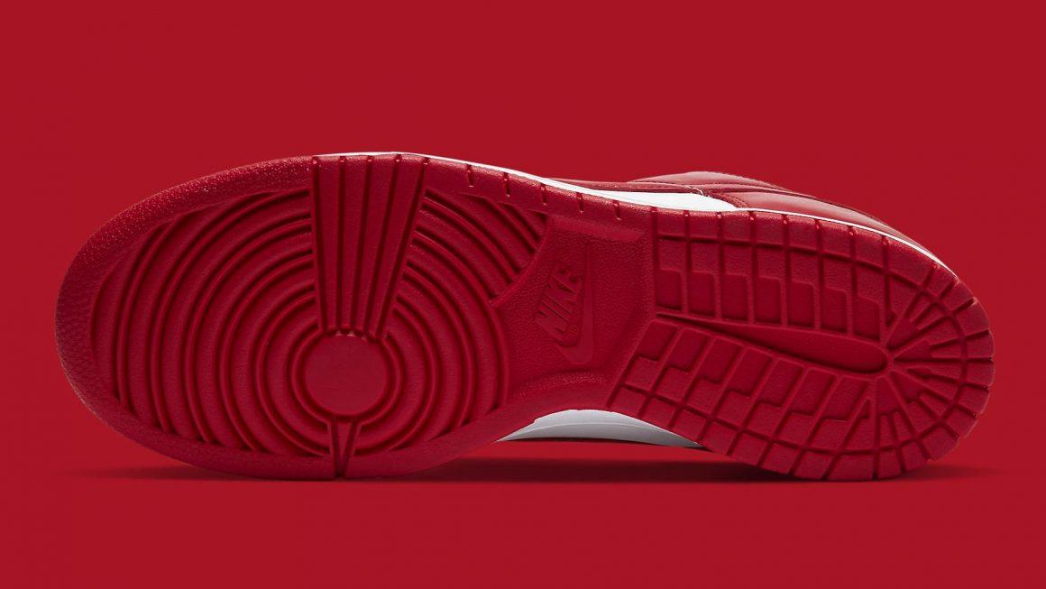 Nike Dunk Low SP ''University Red'' - CU1727-100