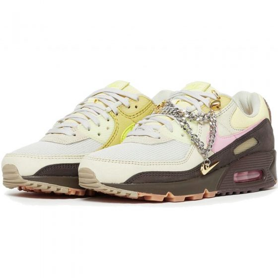 Nike WMNS Air Max 90 ''Velvet Brown/Pink'' - CZ0469-200
