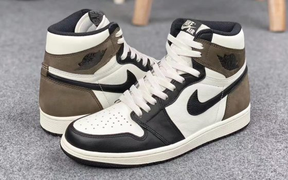Air Jordan 1 Retro High OG ''Dark Mocha'' - 555088-105