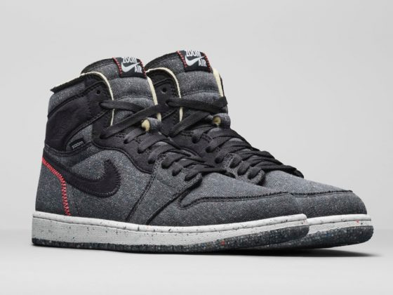 Air Jordan 1 Retro High Zoom ''Space Hippie'' - CW2414-001