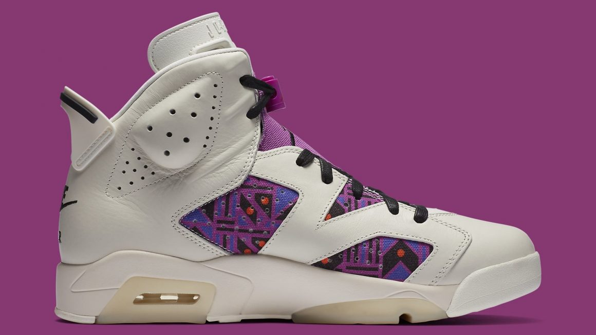 Air Jordan 6 ''Quai 54'' ''Alternate Sail'' - CZ4152-101