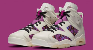 Air Jordan6 ''Quai 54'' ''Alternate Sail''