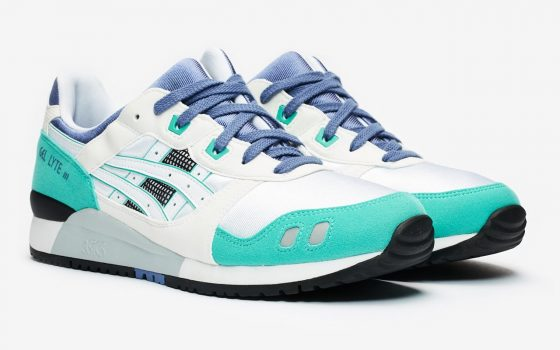 ASICS GEL-Lyte 3 OG ''White/Blue'' - 1191A266-103