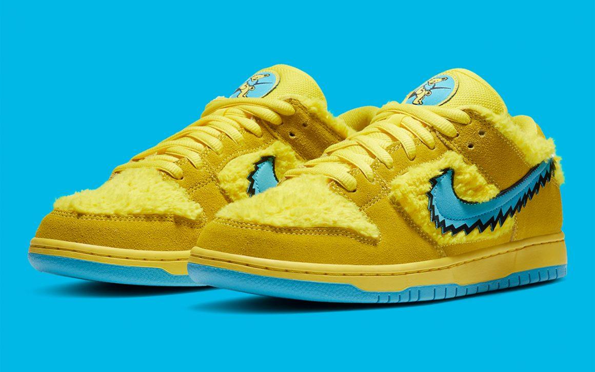 Nike SB Dunk ''Opti Yellow''